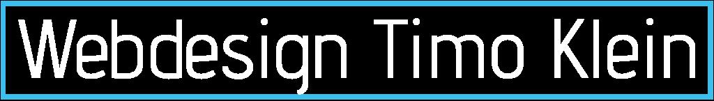 Gesch.Logo Webdesign Timo Klein